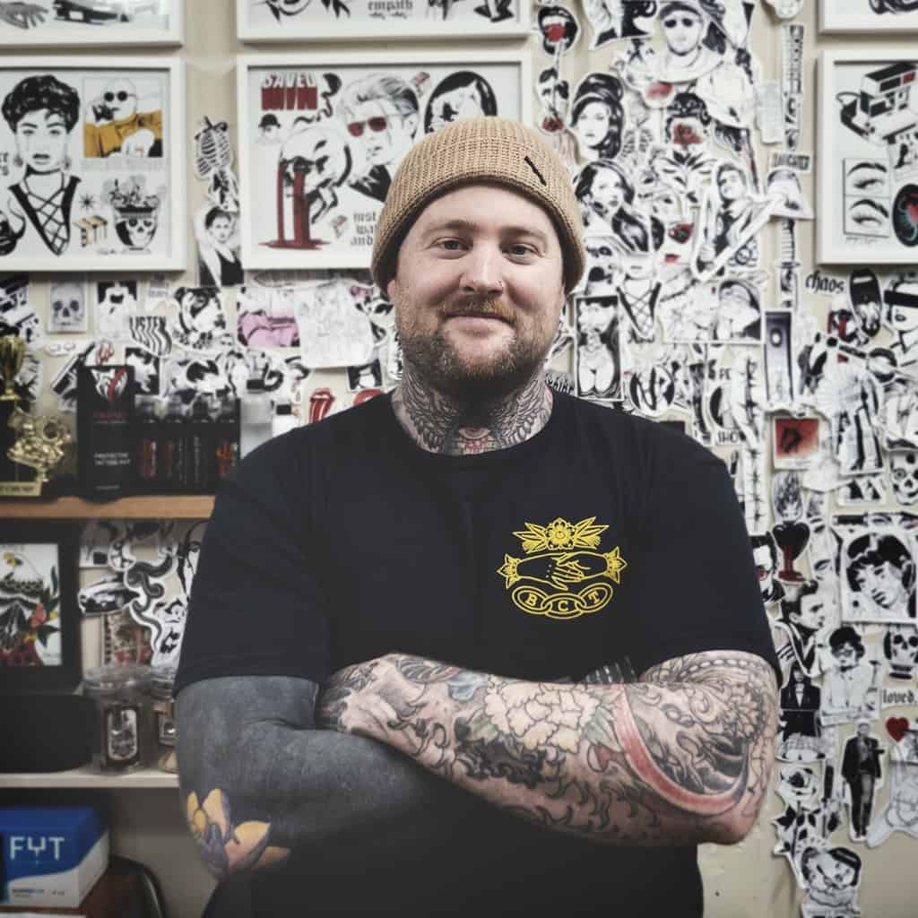 Artist - James
